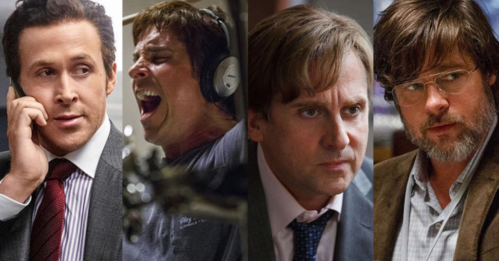 Four Movies to Watch after You've Watched The Big Short